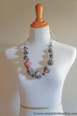 bead neckalce w-w