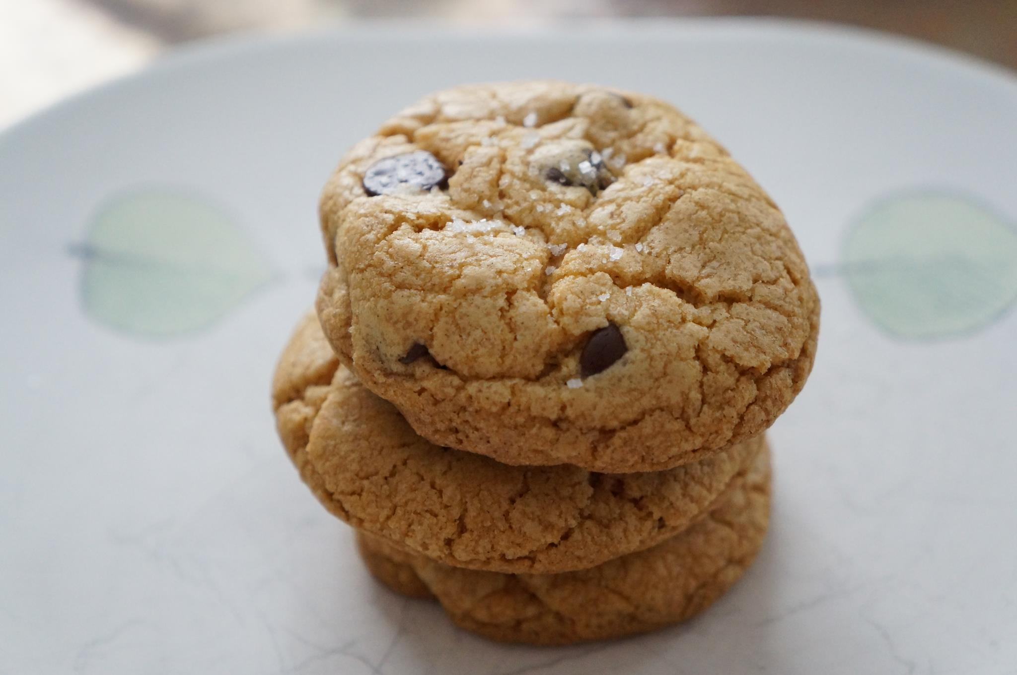 Secrets to a Chewy Gooey Chocolate Chip Cookie | Simply.Striking