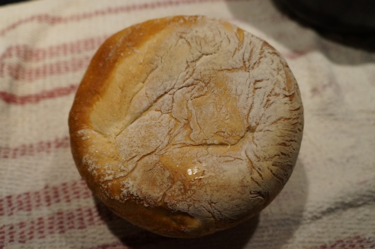 Bottom of the boule