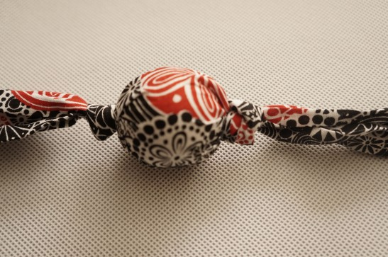 knotted bead