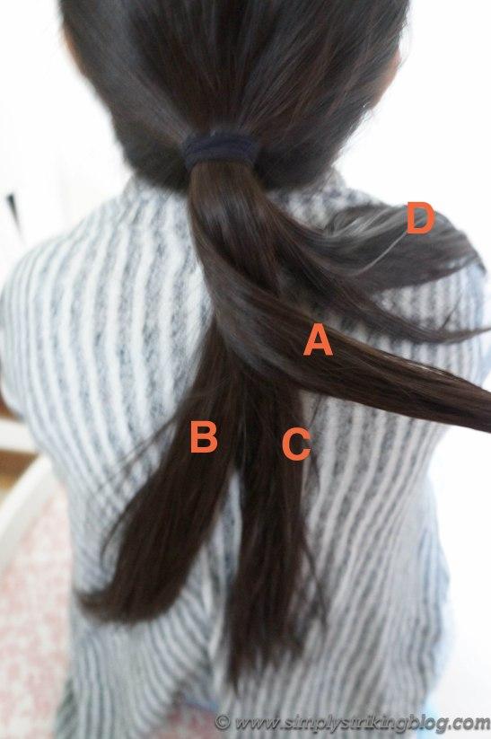 square braid steap 3