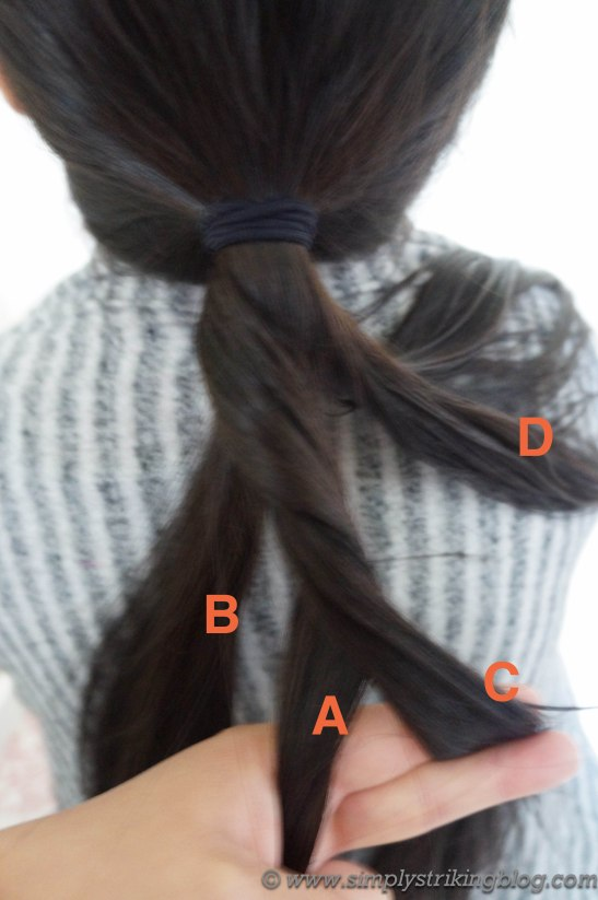 square braid steap 4