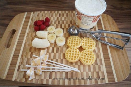 sundae ingredients