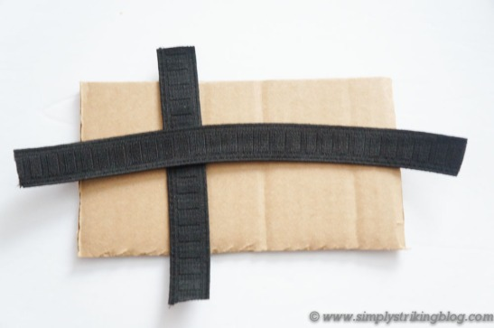 organizer measuring elastics