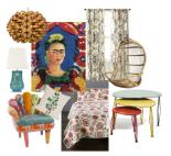 The Frame by Frida Kahlo c.1938