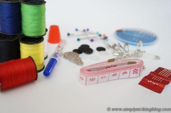 sewing kit fillings