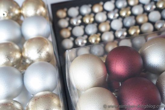 wreath supplies balls