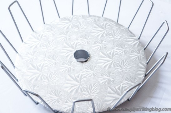 accessorie basket fitting liner