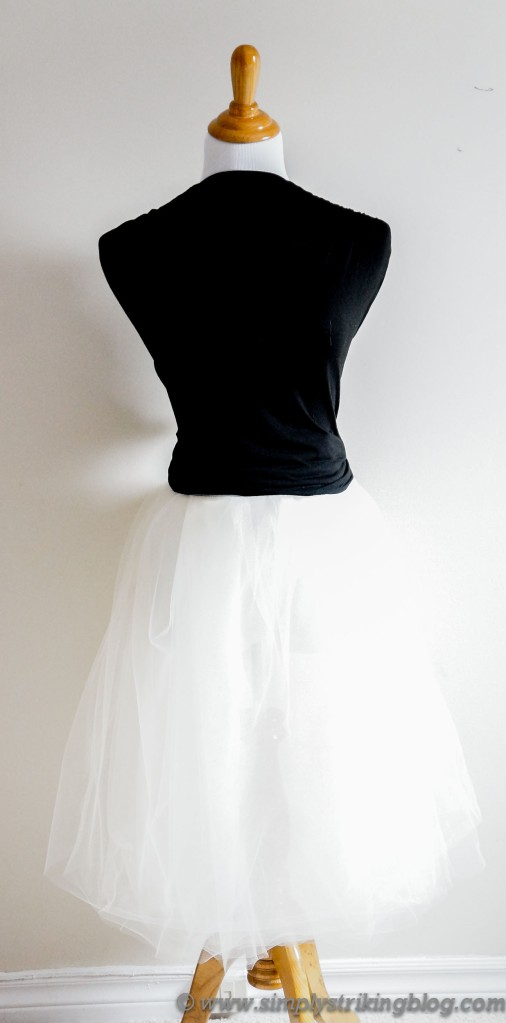 tulle skirt finished2